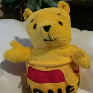 """""""14"""" COLLECTIBLE WINNIE THE POOH HONEY BEAR"""